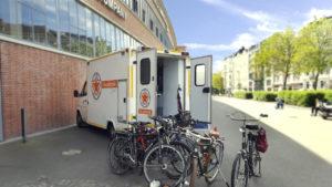FahrradTechnik Mobil Reparatur Service Rindermarkthalle St. Pauli Hamburg