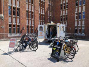 Mobile Werkstatt Reparaturen Bücherhallen Hamburg